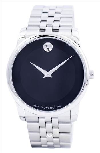 Movado Museum Classic Quartz Mens Watch.jpg by creationwatches