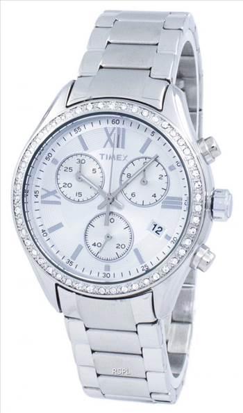 Timex Miami Chronograph Quartz Diamond Accent TW2P66800 Women's Watch.jpg by creationwatches