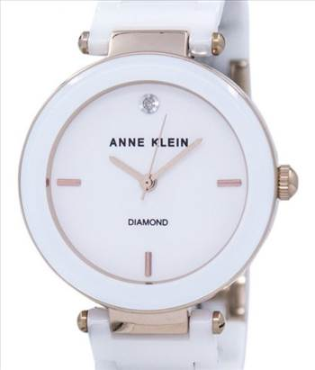 Anne Klein Quartz 1018RGWT Women's Watch by creationwatches