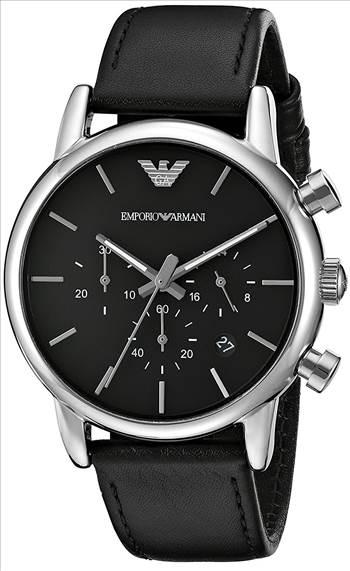 Emporio Armani Chronograph Quartz AR1733 Men's Watch.jpg by creationwatches