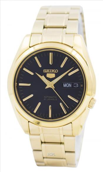 Seiko 5 Automatic 21 Jewels Japan Made SNKL50 SNKL50J1 SNKL50J Mens Watch.jpg by creationwatches