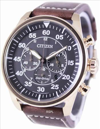Citizen Eco-Drive Aviator Chronograph CA4213-00E Mens Watch.jpg by creationwatches