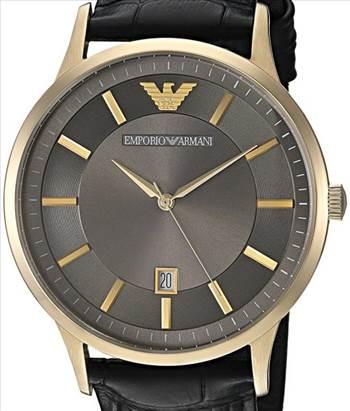 Emporio Armani Classic Quartz AR11049 Men's Watch.jpg by creationwatches