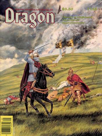 Cover of Dragon 125.jpg by Dalor Darden
