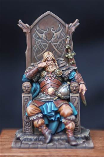 Warlord Ansen on the Lord's Seat.JPG by Dalor Darden