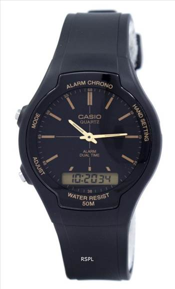 Casio Alarm Chrono Dual Time Quartz AW-90H-9EVDF AW90H-9EVDF Men's Watch.jpg -