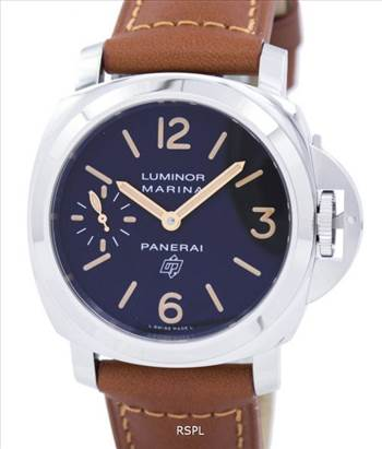 Panerai Luminor Marina Logo Acciaio Automatic PAM00632 Men's Watch.jpg -