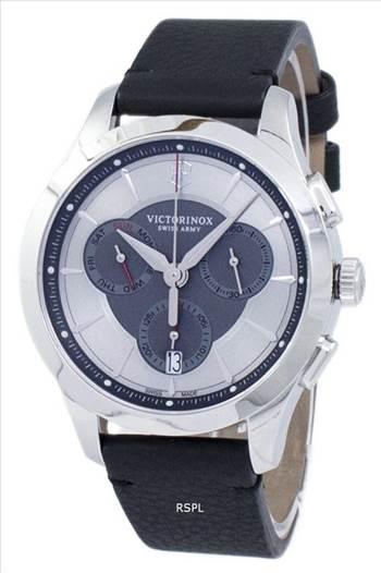 Victorinox Alliance Swiss Army Chronograph Quartz 241748 Men's Watch.jpg by orientwatches