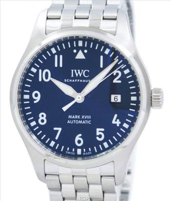 "IWC Pilot's Mark XVIII ""LE PETIT PRINCE"" Edition Automatic IW327014 Men's Watch.jpg -"