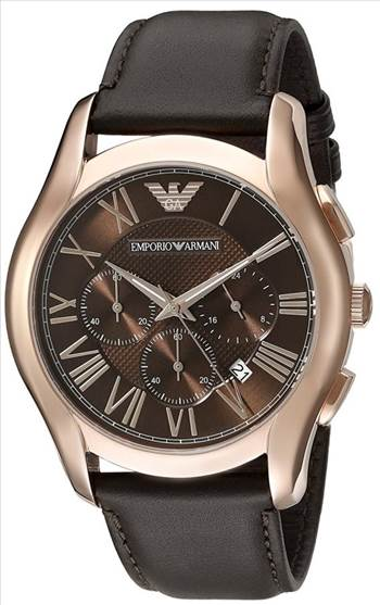 Emporio Armani Classic Retro Chronograph Quartz AR1701 Men's Watch.jpg by orientwatches