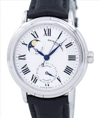 Raymond Weil Maestro Moon Phase Automatic 2839-STC-00659 Men's Watch.jpg by orientwatches