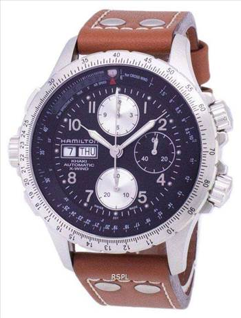 Hamilton Automatic Khaki X-Wind Chronograph H77616533 Mens Watch.jpg -