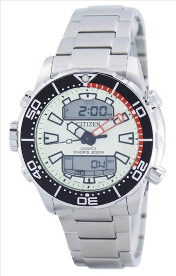 Citizen Aqualand Promaster Divers 200M Analog Digital JP1091-83X Mens Watch.jpg by orientwatches