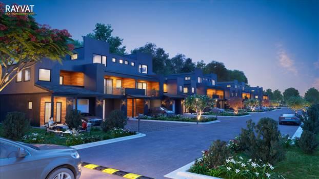 8.-High-Definition-Night-Street-View-Bozeman-Montana-USA.jpg by ArchitectureVisualization