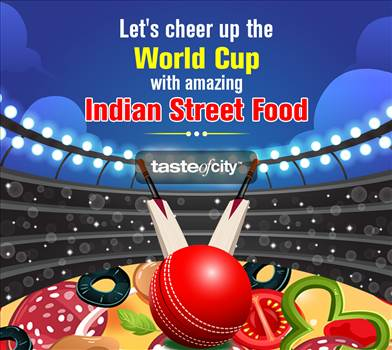 Enjoy The World Cup - Taste of City by tasteofcity