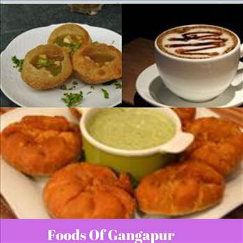 Street foods in Gangapur by tasteofcity