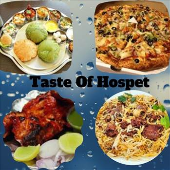 Explore Popular Dishes Of Hospet by tasteofcity