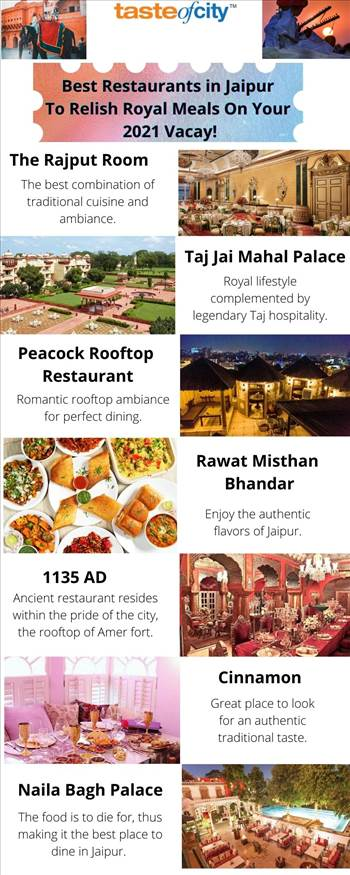 Best Restaurants In Jaipur To Relish Royal Meals On Your 2021 Vacay!.jpg by tasteofcity