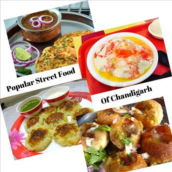 Popular Street Food of Chandigarh by tasteofcity