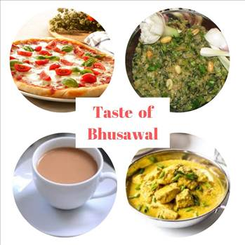 Taste of Bhusawal - Discover the popular dishes and famous street foods of Bhusawal, Maharashtra and find out the best places to eat in this city.