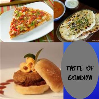 Popular dishes of Gondiya by tasteofcity
