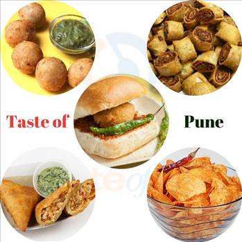 Pune Famous Food by tasteofcity