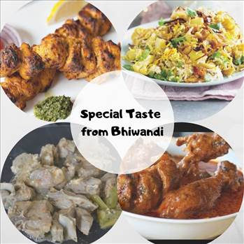 Special Taste from Bhiwandi by tasteofcity