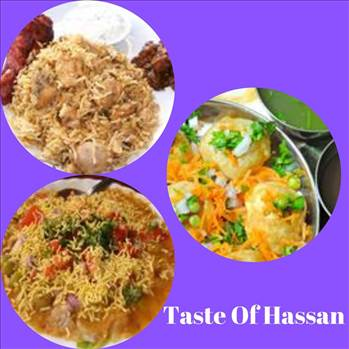 See Most Famous Foods Of Hassan  by tasteofcity