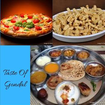 Popular dishes of Gondal by tasteofcity