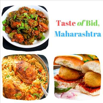 Taste of Bid, Maharashtra by tasteofcity