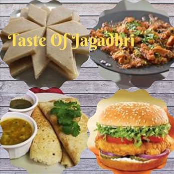 Famous foods of Jagadhri by tasteofcity