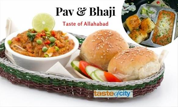 Hot Stuff Allahabad ki Pav Bhaji - Best Restaurants in Allahabad by tasteofcity