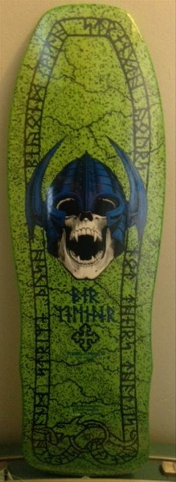 Powell Peralta Per Welinder deck by jimmy