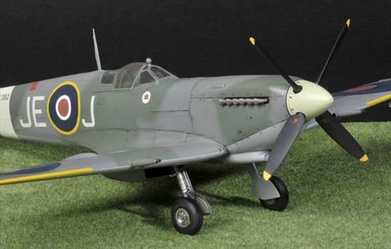 Spitfire IX.jpg by Nigel Bun ker