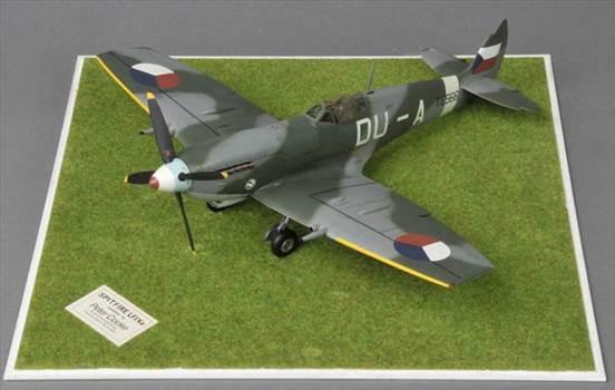 Spitfire LFXVI.jpg by Nigel Bun ker
