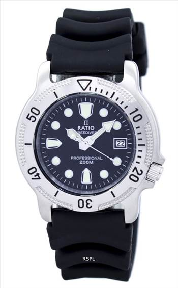 Ratio II Free Diver Professional 200M Quartz 22AD202 Men's Watch.jpg by ratiowatches