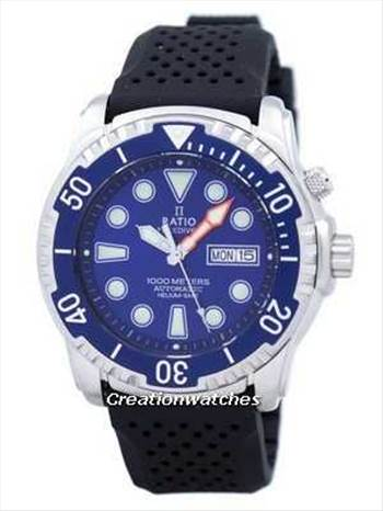Ratio II Free Diver Helium-Safe 1000M Sapphire Automatic 1068HA90-34VA-01 Men's Watch.jpg by ratiowatches