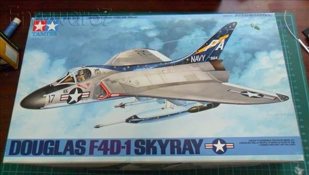 Skyray 1.jpg by Enrywar67