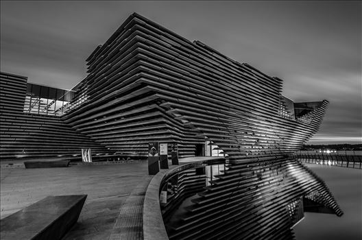 The V&A Dundee by Bryans Photos