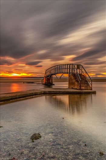 Bridge at Dunbar by Bryans Photos