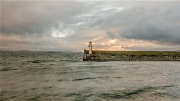 Burntisland Harbour by Bryans Photos