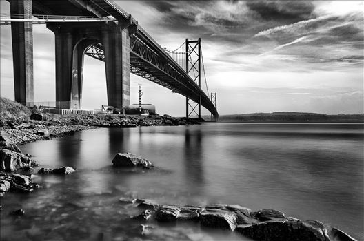 Forth Road Bridge by Bryans Photos