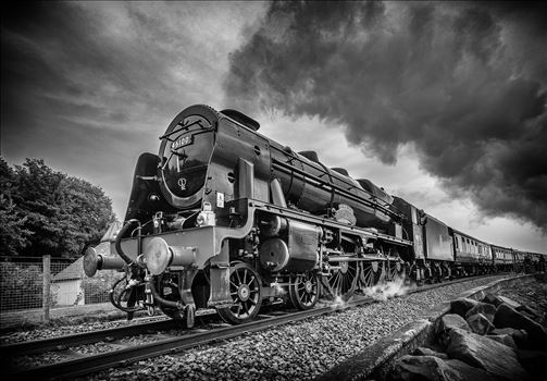 Royal Scot by Bryans Photos