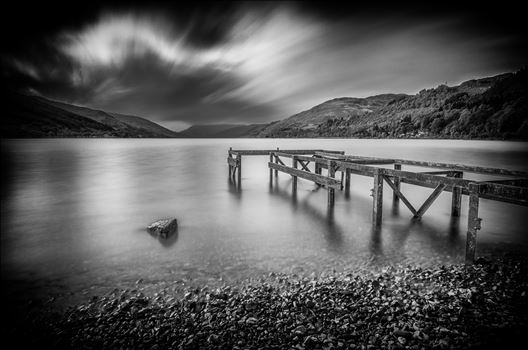 Loch Earn at St Fillans by Bryans Photos