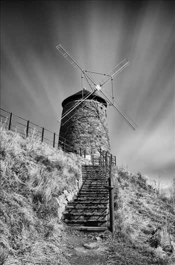 St Monans Windmill by Bryans Photos