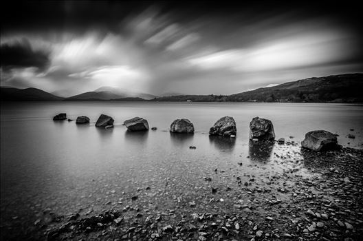 Rocks At Milarrochy by Bryans Photos