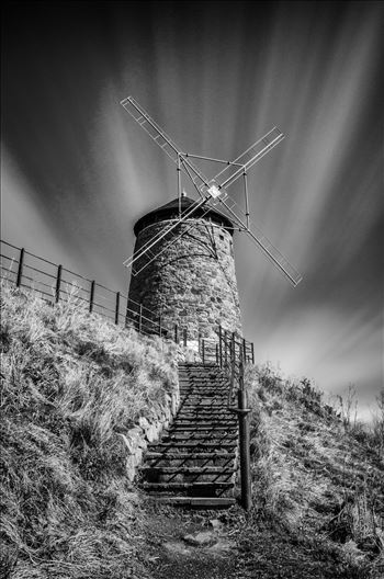 Windmill at St Monans by Bryans Photos