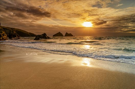 Holywell Bay by Bryans Photos
