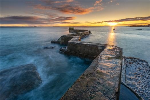 East Neuk Sunset by Bryans Photos