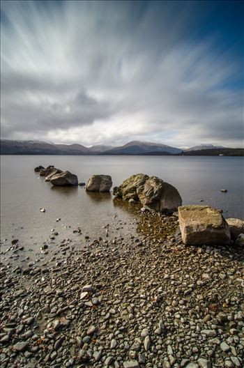 Loch Lomond at Milarrochy Bay by Bryans Photos
